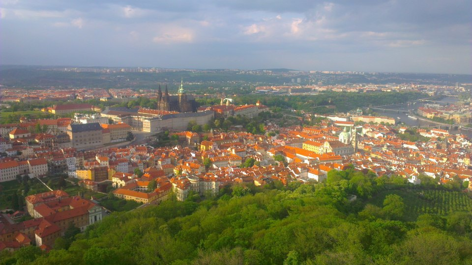 CZ Prague castle 7